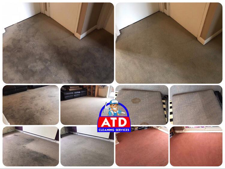 carpet cleaning walsall